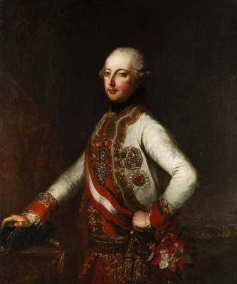 Portrait of Emperor Joseph II (1741-1790)