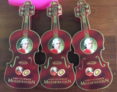 Day 32 Mozart sweets